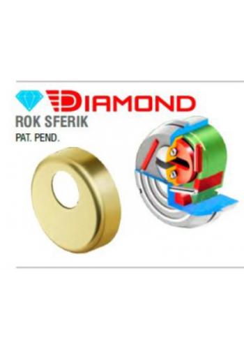 DISEC (Дисек) Diamond Rok Sferic - Броненакладка врезная DISEC Diamond Rok Sferic
