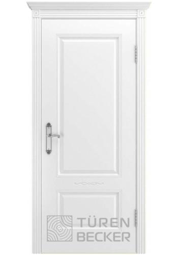 Дверь Turen-becker ВЕНЕЦИЯ В1 ПГ белая эмаль