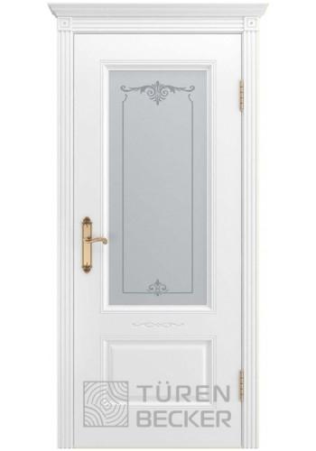 Дверь Turen-becker ВЕНЕЦИЯ В1 ПО белая эмаль