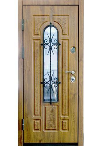 Входная дверь Логика Усадьба