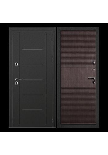 Входная дверь ДК ТЕРМАЛЬ ВЕНГЕ - уличная дверь с терморазрывом