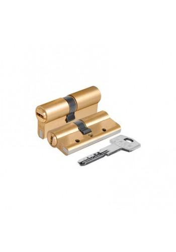 Цилиндр KALE KILIT 164 DBN-E/70 мм латунь 4 класс